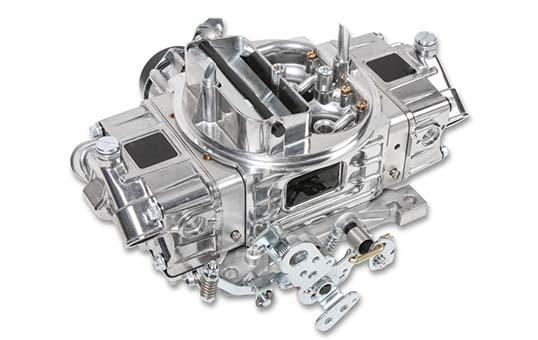 Aluminum Fixed-jet Carburettor Polishing