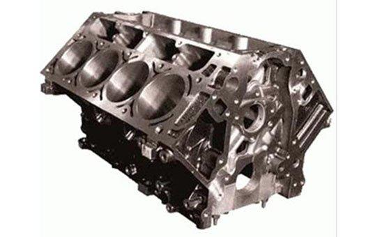 Cast Iron Engine Block Polishing