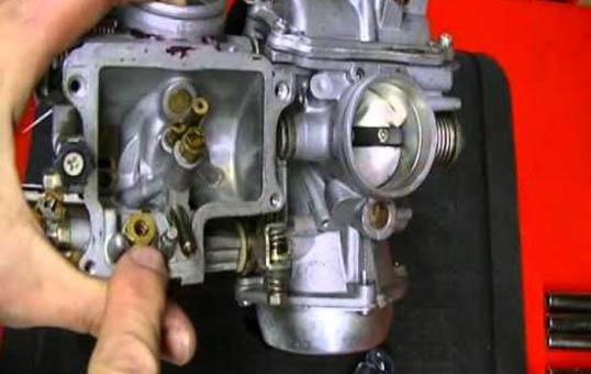 Constant Vacuum Carburetor Polishing