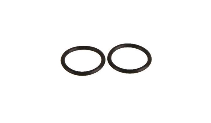 Deflashing rubber o rings