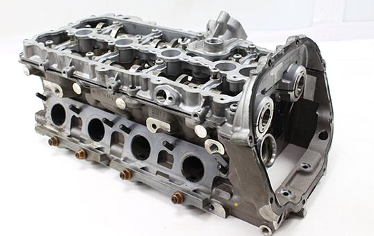 Engine Cylinder Heads Polishing