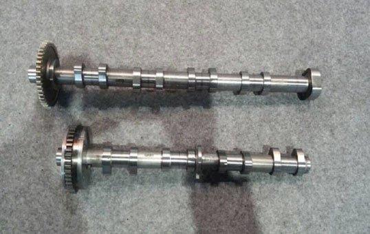 Forged Steel Diesel Engine Camshaft