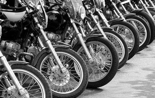 Motorcycle Wheel Polishing