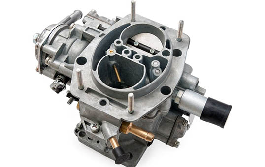 Multiple Venturi Carburetor Polishing
