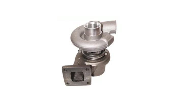 Polishing diesel engine turbo part