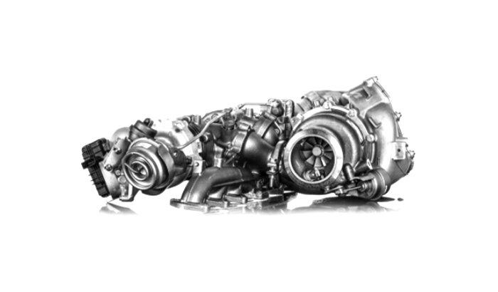 Polishing multi turbos