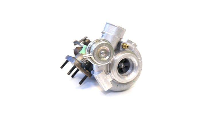 Polishing petrolengine car turbo part