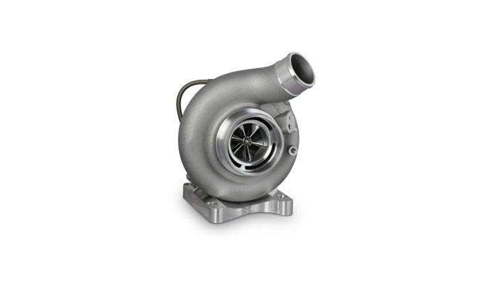 Polishing single turbo