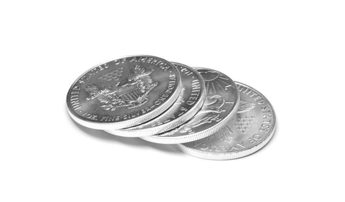 Silver Coins polishing