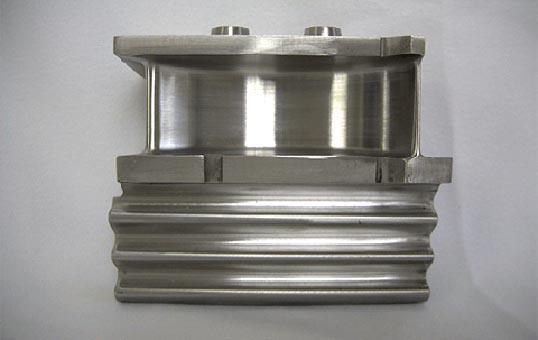 Turbine Blade Polishing 6