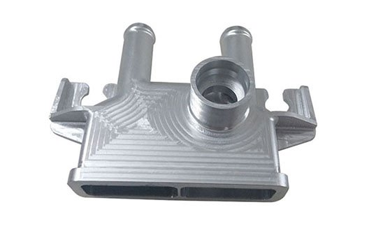 aluminum milled parts pre-plating finishing