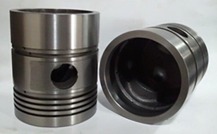 cast iron piston polishing