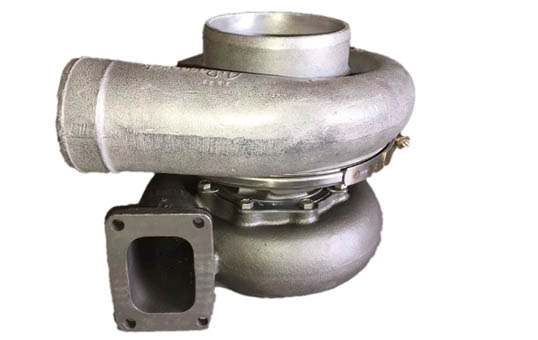 diesel engine turbo parts polishing