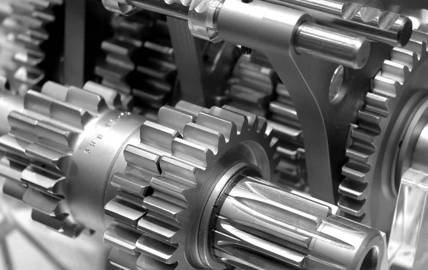 engine gear polishing