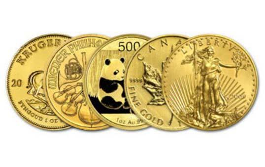 gold coin polishing
