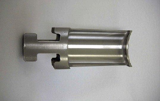 turbine blade polishing 1